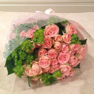 9周年記念の花