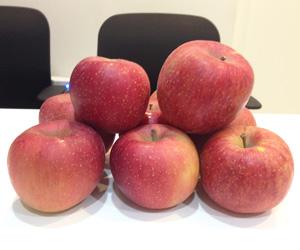 りんごは医者いらず