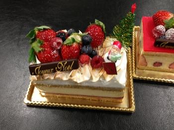 vironのケーキ