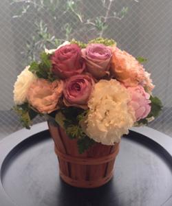 エンちゃんママからのお花