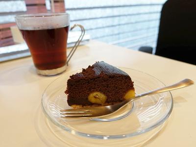 ケーニヒスクローネチョコレートケーキ