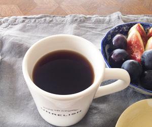 コーヒー朝ご飯