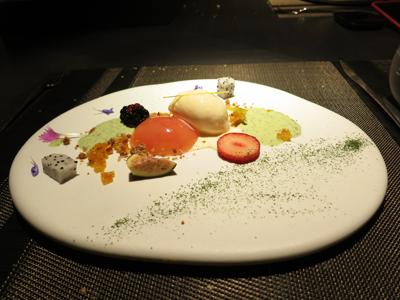 equateurフランス料理