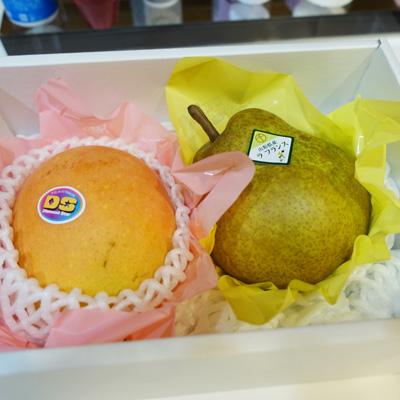 センビキヤのフルーツ