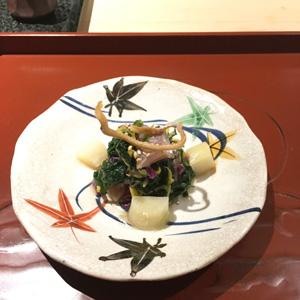 銀座うち山和食