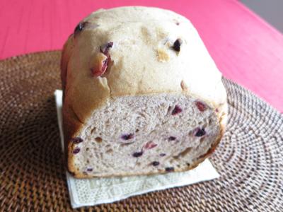手作りパン画像