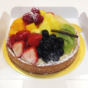 帝国ホテルケーキ