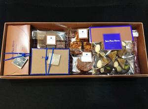 JEAN PAUL HEVIN チョコレート