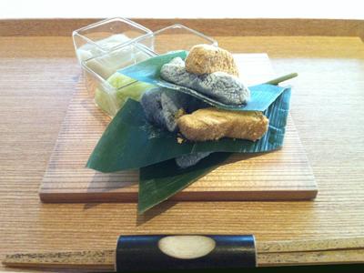 茶酒金田中