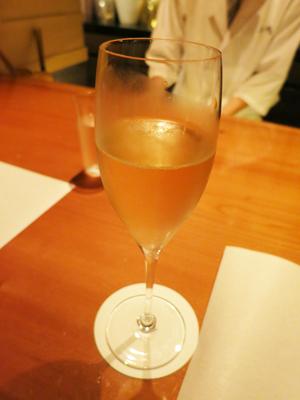 和食シャンパン