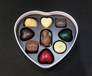 pierremarcoliniチョコレート