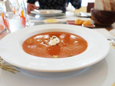 ブノワ野菜スープ
