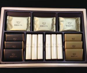 帝国ホテルチョコレート