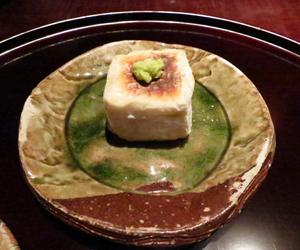 うち山ゴマ豆腐
