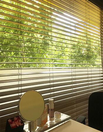 診察室からの風景