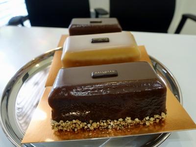 ダロワイヨのケーキ