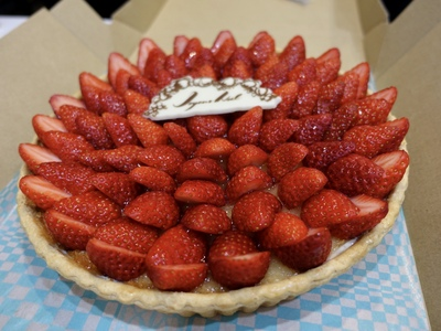 キルフェボンストロベリーケーキ