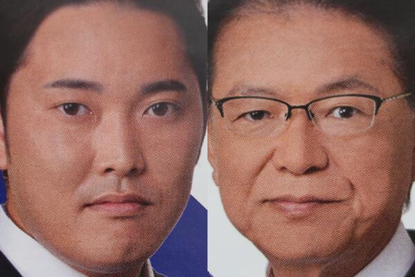 顔の経年変化