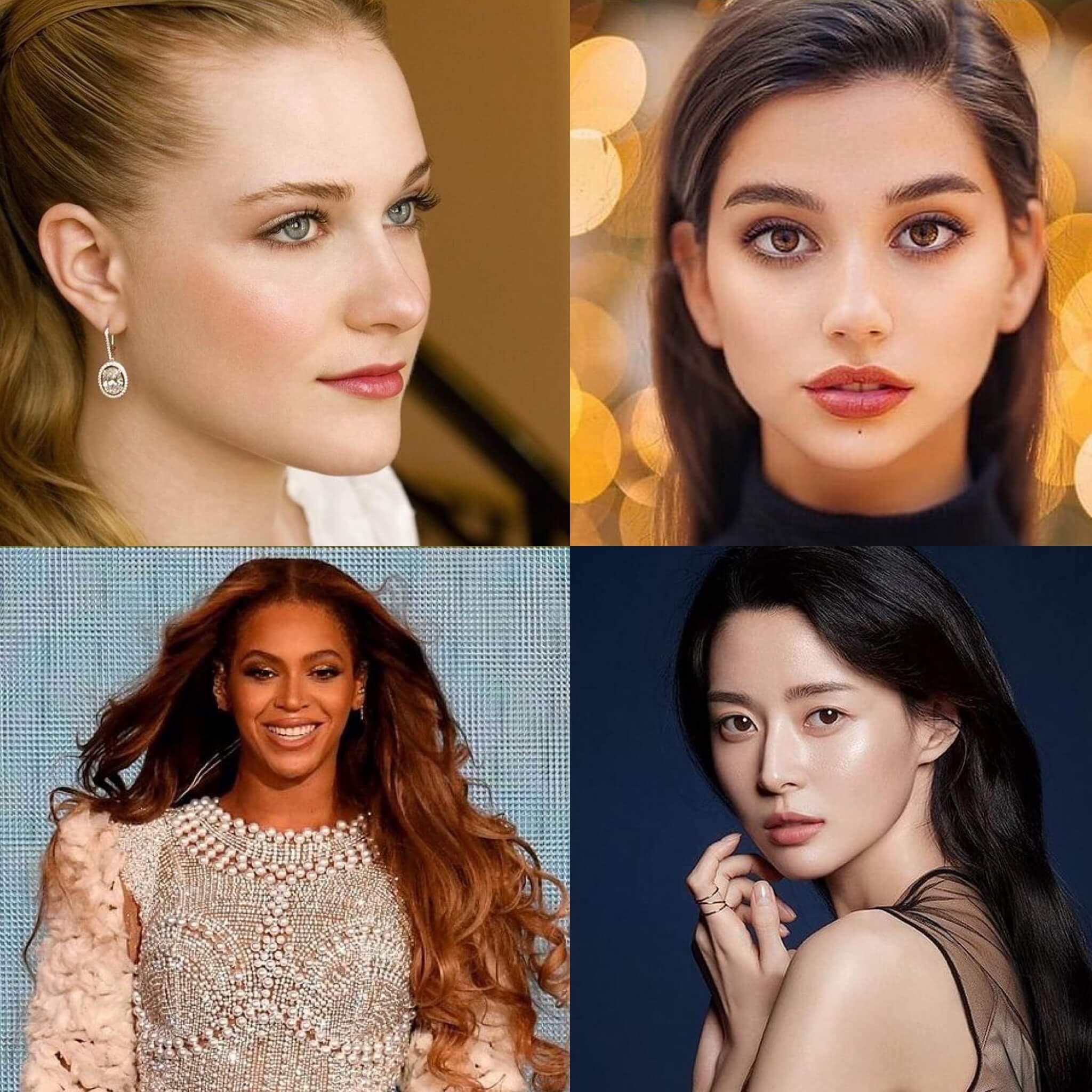 世界でも最も美しい顔100人2020年