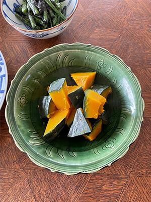 常備菜かぼちゃ
