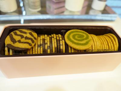 山本道子の店のクッキー
